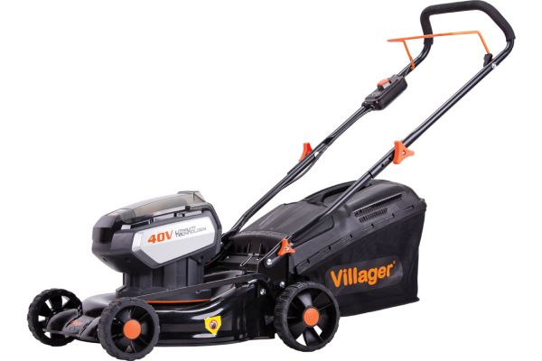 Battery-powered mower Villy 6000 E